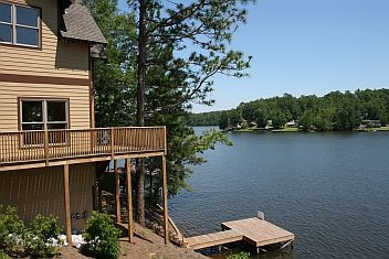 Lake martin home for sale blue creek