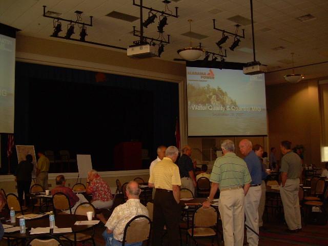 Alabama Power Martin Dam Relicensing