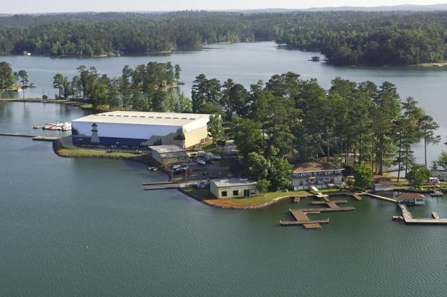 lake martin Real Island real estate area