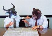 Lake Martin Alabama real estate Bull and bear argue