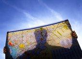 Lake Martin al Holding map