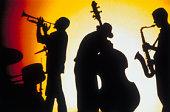 Lake Martin Jazz fest band