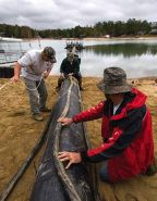 Lake martin drought effect on real estate